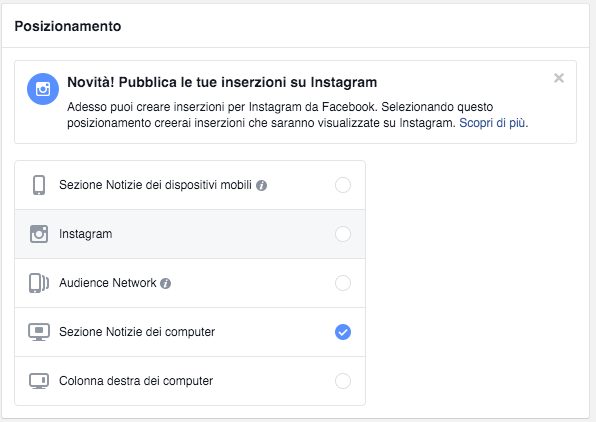 Come Avere Tanti Seguaci su Instagram power editor instagram ads