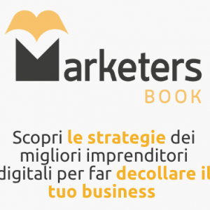 marketers book
