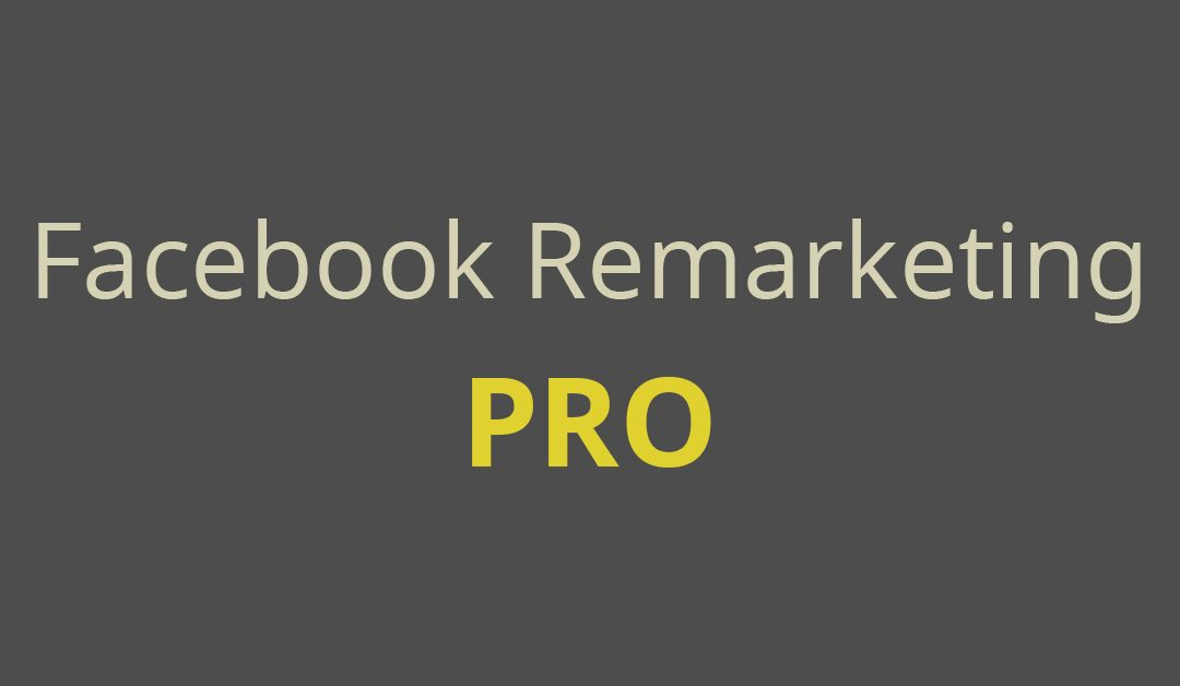Facebook Behavioral Remarketing: Le tecniche da PRO per aumentare il ROI del 535%