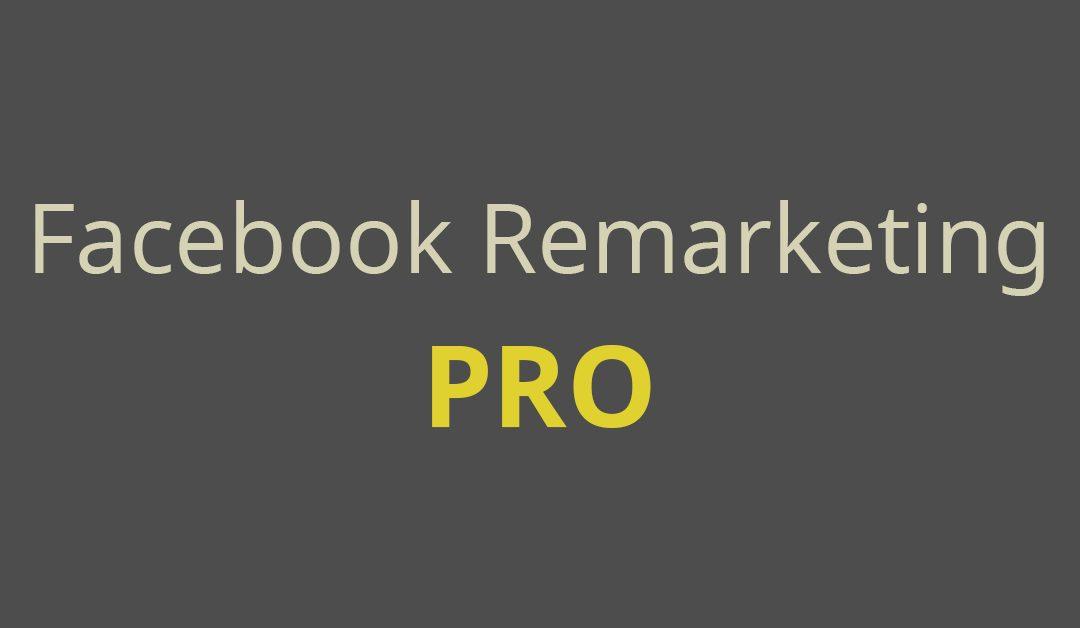 Facebook Behavioral Remarketing: Le tecniche da PRO per aumentare il ROI del 535%