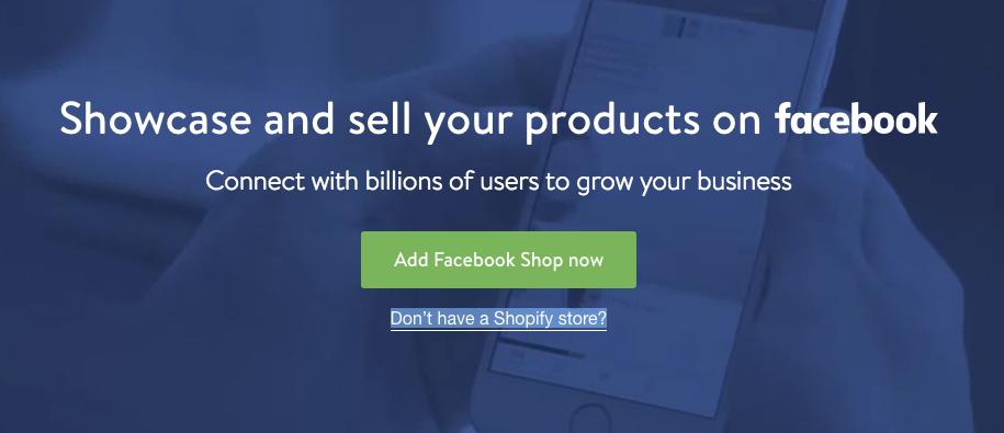 tutorial aprire un negozio su facebook 1