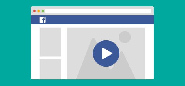 Un trucchetto efficace per aumentare le visualizzazioni ai video su Facebook
